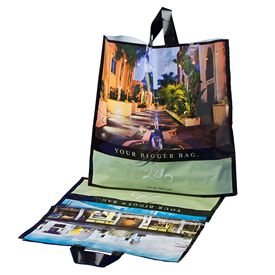 4C Process Soft Loop Handle Bags - icon view 2
