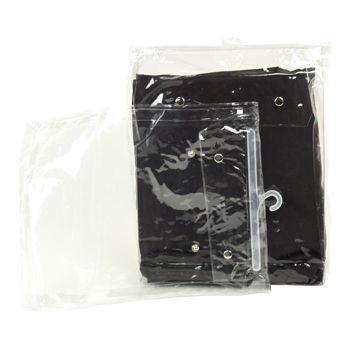 Vinyl Accessory Bags with Hangers - thumbnail view 3