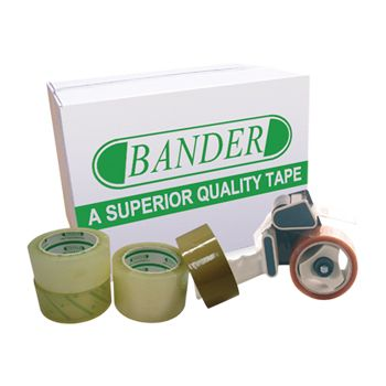 Bander Carton Sealing Tape - thumbnail view 1