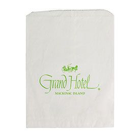 Imprinted Paper Merchandise Bags - icon view 3