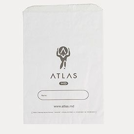 Custom Paper Merchandise Bags - icon view 4