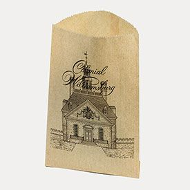 Custom Paper Merchandise Bags - icon view 13