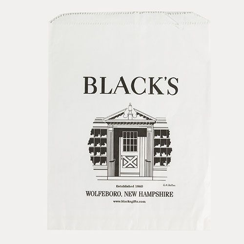 Custom Paper Merchandise Bags - thumbnail view 3