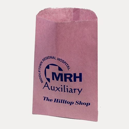 Custom Paper Merchandise Bags - thumbnail view 6