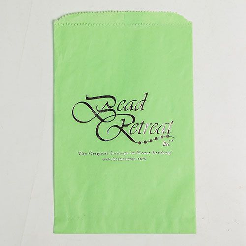 Custom Paper Merchandise Bags - thumbnail view 7
