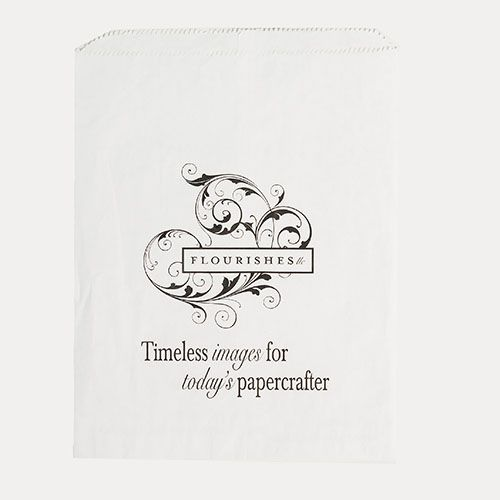 Custom Paper Merchandise Bags - thumbnail view 12