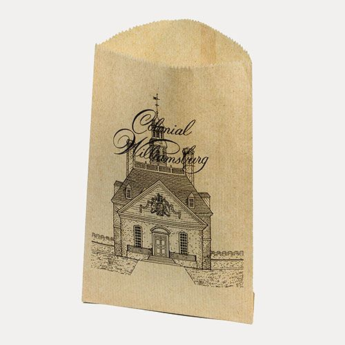 Custom Paper Merchandise Bags - thumbnail view 13