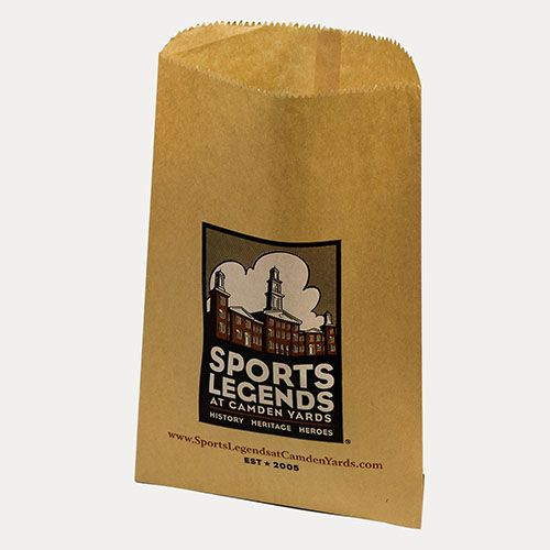 Custom Paper Merchandise Bags - thumbnail view 14