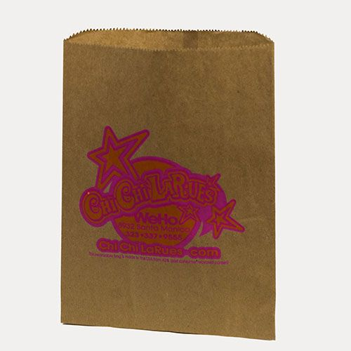 Custom Paper Merchandise Bags - thumbnail view 18