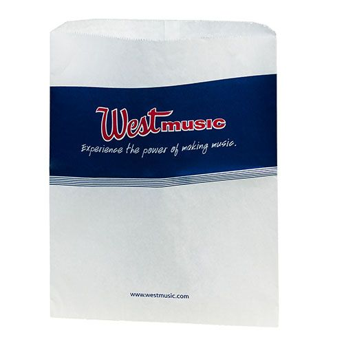 Custom Paper Merchandise Bags - thumbnail view 26