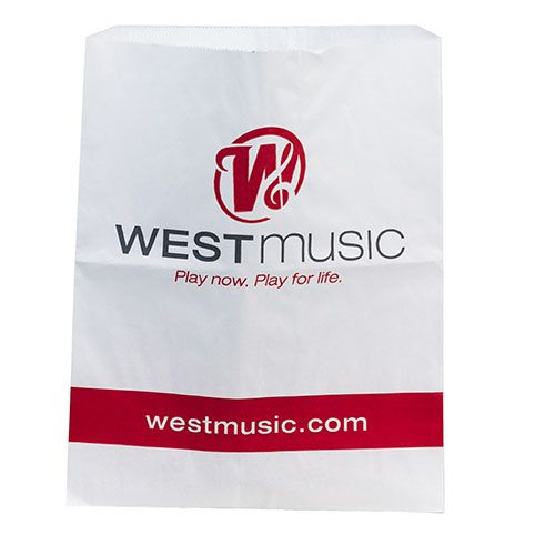 Custom Paper Merchandise Bags - thumbnail view 28