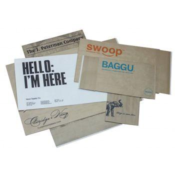 Custom Dura-Bag® Mailers - 4 X 2 X 10