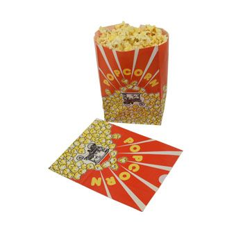 Theater Popcorn Bags - thumbnail view 1