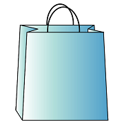 Ameritote (Soft Loop) Carry-Out Bags